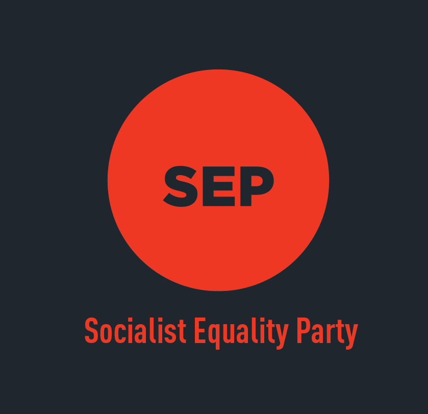Socialist Equality Party 2016